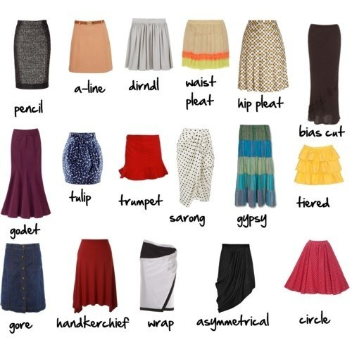 Skirt Style Guide ShopUnitedFront.com